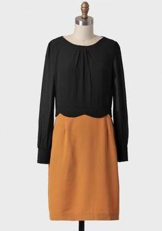 Rothko Dress By Pink Martini