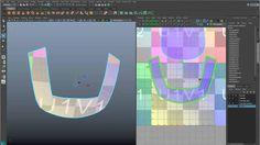 Maya 2016 UV Editing Improvements