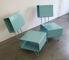 The HEV Sectional Chair by Earl Parson