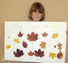 4 Simple Kid-Friendly Fall #crafts