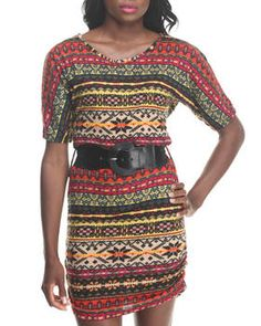 Love this Hacci Knit Dress w/ Belt on DrJays and only for $9.99. Take a look and get 20% off your next order! Exclusions apply.