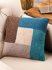 Geometric Pillow