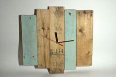 reloj de palet