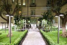 Hervorragendes Hotel mit Ambiente; Neapel unsicher - Hotelbewertung von Alicia Hotel Palazzo Caracciolo Napoli
