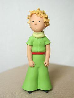 petit prince figurine (2010)