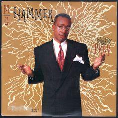 """#Pray was a single from #MC #Hammer's third album, """"Please Hammer, Don't Hurt 'Em"""". Produced by #MC #Hammer himself, the song heavily samples #Prince's hit song, """"When Doves Cry"""", the first and one of the few songs legally sanctioned by Prince to incorporate samples of one of his compositions. The track also samples Faith No More's """"We Care a Lot"""". #Pray became Hammer's biggest hit on the Billboard Hot 100, where it peaked at #2. The track helped make it the #1 album of the year. #Vinyl #LP"""