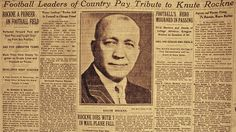"""Knute Rockne Death Articles. Like the Irish?  Be sure to check out and """"LIKE"""" my Facebook Page https://www.facebook.com/HereComestheIrish  Please be sure to upload and share any personal pictures of your Notre Dame experience with your fellow Irish fans!"""