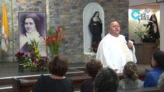 Predicación de Monseñor Roberto Sipols, Santa Teresita del niño Jesús