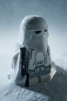 A Snowtrooper #flickr #LEGO #StarWars