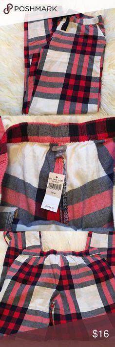 Aerie Plaid Pajama Pants!😴 NWT 1.6.17 aerie Intimates & Sleepwear
