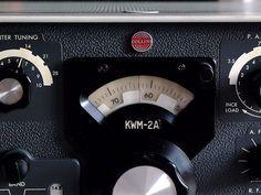 Vintage ham radio