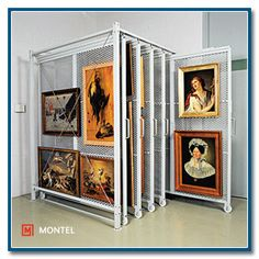 art storage solutions - Google Search                                                                                                                                                                                 More