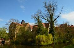 A Castle in Köthen, Saxony-Anhalt