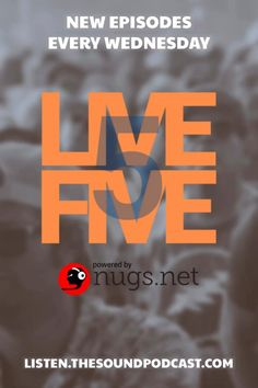 Live Five is a weekly segment on The Sound Podcast dedicated to live music from the Jam Band scene. Live Songs, Live Music, Jazz Music, Folk Music, Interview Style, The Jam Band, Acoustic Music, Music Bands, Reggae