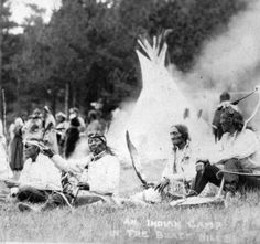 Native American Lakota Sioux Chiefs
