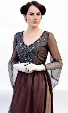 Lady Mary Crawley - Downton Abbey's Best Fashion Moments
