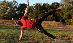Silny brzuch to Twój biegowy napęd – plank w 10 skutecznych kombinacjach