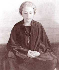 "Murshida Ada Rabia Martin. First American Murshid(a) of any Sufi Order. Appointed by Hazrat Inayat Khan, Murshida Martin recognized Meher Baba and initiated the affiliation that resulted in Sufism Reoriented, an autonomous Sufi order within the broader Meher Baba community. Her successor, Murshida Ivy O. Duce, met and worked closely with Meher Baba in ""reorienting"" the order."