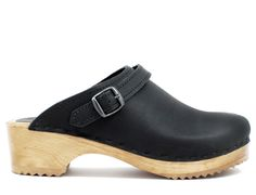 These chic and stylish clogs are so comfortable.
