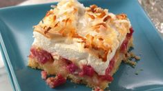 A press-in-the-pan crust makes an easier-than-pie dessert that tastes just as heavenly!
