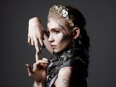 Claire Elise Boucher - Grime
