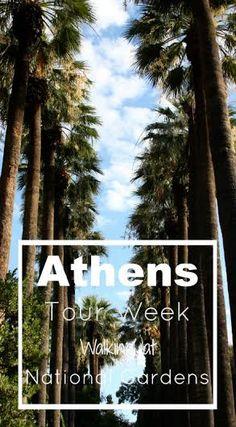 Visit the beautiful Athens National Gardens in https://girlsjustlikeus.wordpress.com/2015/10/28/athens-national-gardens/