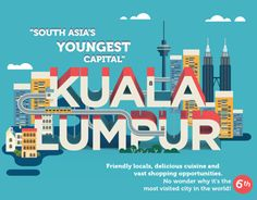 "Check out this @Behance project: ""Kuala Lumpur city guide"" https://www.behance.net/gallery/10351307/Kuala-Lumpur-city-guide"