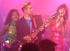 """She was the lead female singer in Zack Attack! 