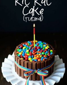 Birthday Cake Ideas Without Cake #BirthdayCakes http://ift.tt/2EB8XJM
