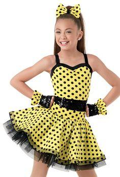 Weissman™ | Dot Sequin Dress with Crinoline Skirt
