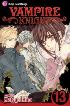 (Get eBook) Vampire Knight, Vol. 13 (Vampire Knight, by Matsuri Hino Vampire Knight, Matsuri Hino, Zero Kiryu, Viz Media, Manga Books, Hampi, Book Images, Manhwa, Good Books