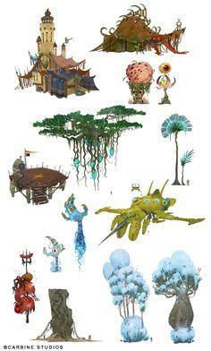 Sketchblog of Mingjue Helen Chen