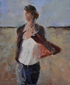 "Saatchi Art Artist Fanny Nushka Moreaux; Painting, ""Plein Air, 2014"" #art"