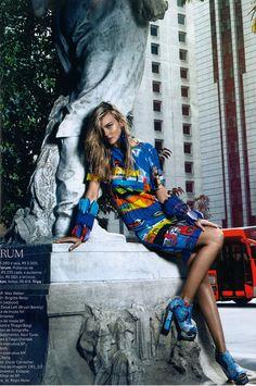 Carol Trentini modelo brasileira