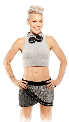 nk - my hero Shakira, Pink Haircut, Women Of Rock, Badass Women, Everything Pink, Female Singers, Pixies, Amazing Women, Beth Moore
