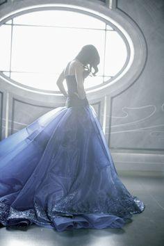 Queen Eva Green |Dark Cinderella | Dior Midnight Poison