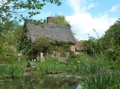 A 17th-century listed cottage in Halesworth, Suffolk, England - yes, that will do nicely