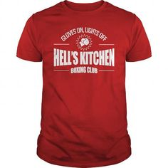 Awesome Tee Hells Kitchen Boxing Club T-Shirts #tee #tshirt #named tshirt #hobbie tshirts #kitchen
