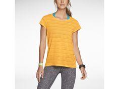 Nike Dri-FIT Touch Breeze Crew Women's Running Shirt