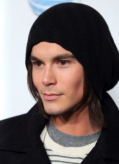 """"""" Tyler Blackburn arrives at the 'American Idol' season anniversary celebration held at The Roosevelt Hotel on February 2011 in Hollywood, California. Caleb Pretty Little Liars, Tyler Blackburn, Man Crush Monday, Abc Family, Pll, Good Looking Men, American Actors, Character Inspiration, Actors & Actresses"""