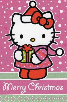 christmas hello kitty   159 best images about ☆★Hello Kitty★☆ on Pinterest   Pink ...