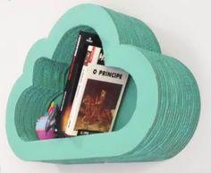 Cardboard Shelf - step by step Videotutorial -  Diycore com Karla Amadori