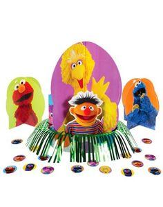 Sesame Street Party Centerpiece - Party City