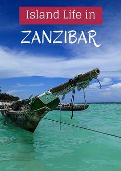 A series of photos from the beaches of Zanzibar, Tanzania.