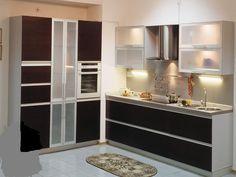Интерьер кухни в домах серии п-44