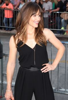 Cele|bitchy | Jennifer Garner in Max Mara at the Draft Day premiere: cute or needs tailoring?