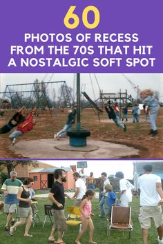 If you were a young child in the late 60s, 70s, or early 80s, you know a lot has changed since then. Things that we used to do as kids are nearly unheard of anymore. Whether it's playing games that no one knows about anymore, eating foods that are questionable, or wearing bizarre clothes – things were just different back then. Here are 60 photos of kids in the 70s that prove a lot has changed when it comes to having fun.