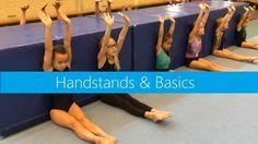 » Body lines « Posture » Head positioning » Basics - Kleuren Turnen youtube channel -