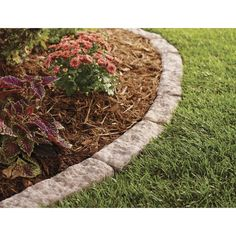 1000 Ideas About Stone Edging On Pinterest Sidewalk Edging Pond Construction And Landscape
