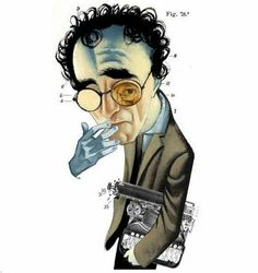 Roberto Bolaño por Fernando Vicente